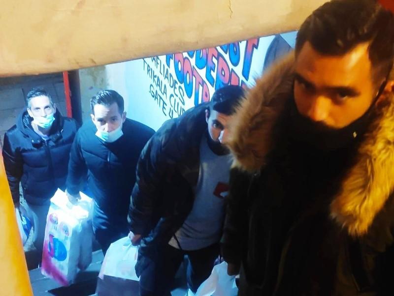 """ΑΟ Τρίκαλα: Μπράβο παλι στους """"Σακαφλιάδες'"""