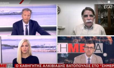"""Βατόπουλος: """"Από την… άλλη εβδομάδα θα μιλήσουμε πάλι για SL2/FL""""!"""