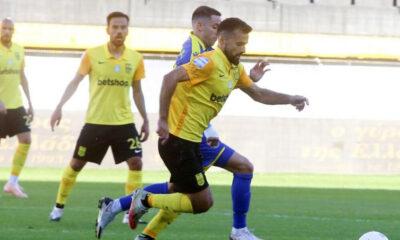 Άρης - Αστέρας Τρίπολης 1-0