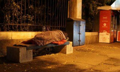 Θεσσαλονίκη - Ντροπή: Άστεγος… παραβάτης των μέτρων για τη μετακίνηση 18