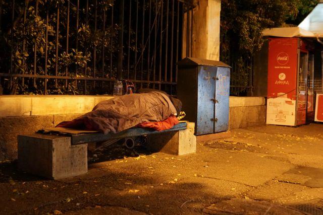 Θεσσαλονίκη – Ντροπή: Άστεγος… παραβάτης των μέτρων για τη μετακίνηση