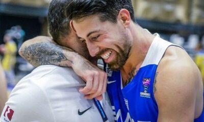 Βουλγαρία – Ελλάδα 78-84: Έγινε η δουλειά, με το ενάμισι πόδι στο Eurobasket 2022