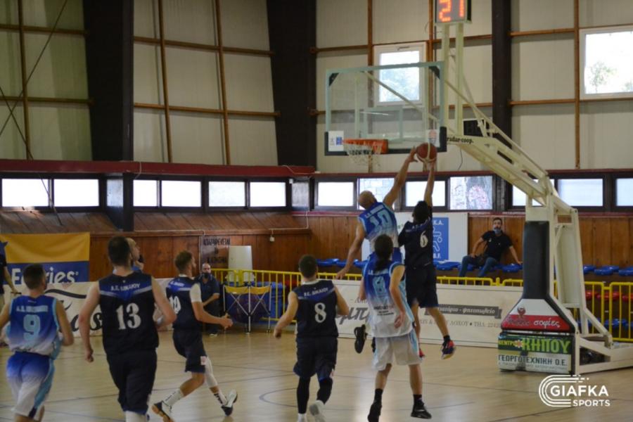 Τα σημερινά (1/11) αποτελέσματα σε Β' και Γ' Εθνική Μπάσκετ