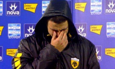 Γαλανόπουλος: «Λύγισε» μπροστά στην κάμερα και έβαλε τα κλάματα 6