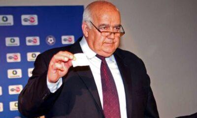Τέλος του μήνα (!) βλέπει λέει την Super League 2 Μάνος Γαβριηλίδης - Λες και θα τον ρωτήσουν... 22