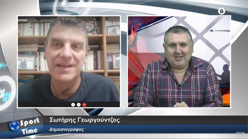 """Γεωργούντζος: """"Είμαι Μακεδόνας""""! (video)"""