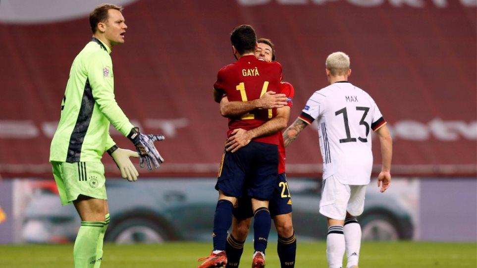 Έτσι διέσυρε η Ισπανία την Γερμανία – Γκολ από όλους τους αγώνες της Τρίτης (videos)