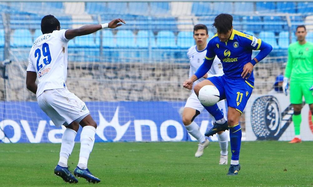 Λαμία – Αστέρας Τρίπολης 2-2: Τα γκολ του αγώνα (video)
