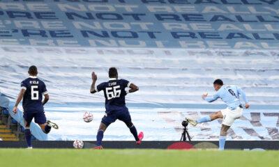 Manchester City - Olympiakos