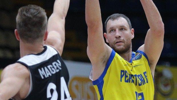 Περιστέρι – Ρίγα 81-84: Έχασε τα ριμπάουντ, έχασε και το ματς