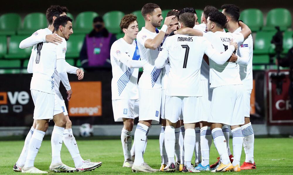 Μολδαβία-Ελλάδα 0-2: Πάρτι με Φορτούνη και Μπακασέτα!