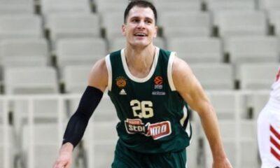 Παναθηναϊκός – Μπάγερν 83-76:Ο Νέντοβιτς έκανε τη διαφορά