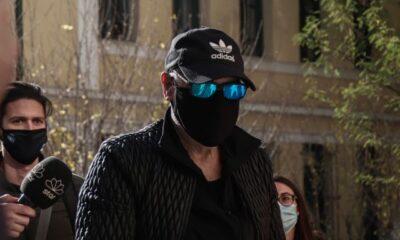 Νότης Σφακιανάκης : Ελεύθερος μέχρι τις 2 Δεκεμβρίου που θα δικαστεί (pics+videos)