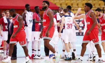 Ολυμπιακός - Μπασκόνια 76-90: Έπεσε στην… άνιση μάχη με την Μπασκόνια ο Ολυμπιακός 10