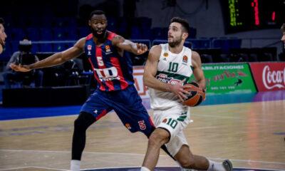 Euroleague: Κομβικό ματς για τον Παναθηναϊκό, κόντρα στην Μπάγερν