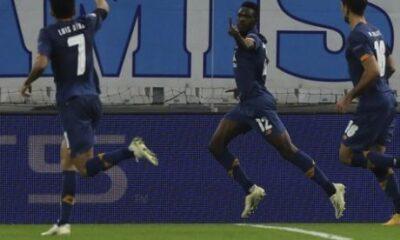 Champions League: Αγκαλιά με την πρόκριση η Πόρτο, άλωσε το Μιλάνο η Ρεάλ 22