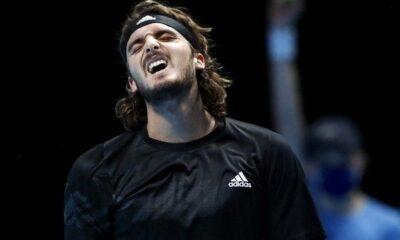 Τσιτσιπάς: Ο Ναδάλ σταμάτησε την πορεία του στο ATP Finals 8