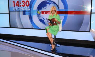 Θώμη Παληού : H Εντυπωσιακή παρουσιάστρια ειδήσεων του Star 6