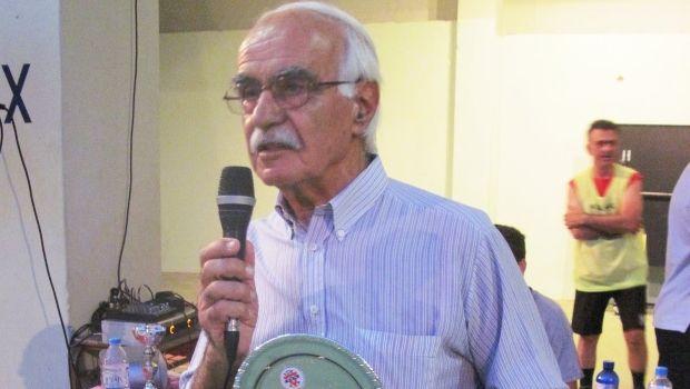 Πέθανε ο Κυριάκος Τσίχλας, Αντιπρόεδρος της ΕΣΚΑΝΑ και παλαίμαχος του Πανιωνίου