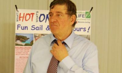 Έφυγε από τη ζωή ο επίτιμος πρόεδρος του Σωματείου Ξενοδοχοϋπαλλήλων Μεσσηνίας, Γιώργος Τσιχριτζής 10