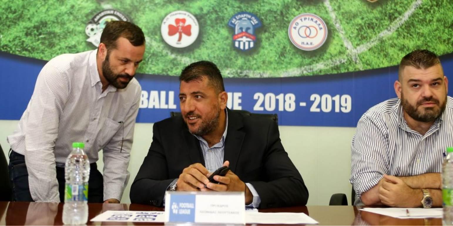 SL2-FL: Αναδιάρθρωση και… εισβολή των Β΄ ομάδων  των μεγάλων ΠΑE της Super League…