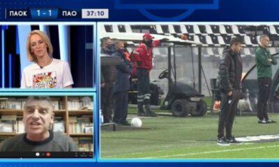 """Γεωργούντζος σε Novasports για ΠΑΟΚ – ΠΑΟ… Γκαρσία & άλλα: """"Ιβάν πάρε προπονητή""""! (video)"""