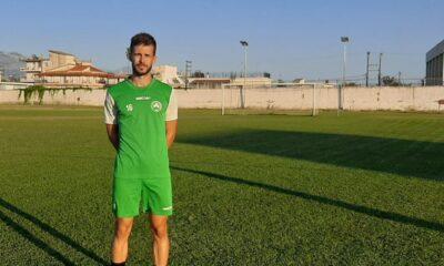 """Γεωργιόπουλος: """"Τιμή μου που είμαι στον Πάμισο""""!"""