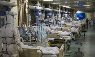 Κορονοϊός: 2411 νέα κρούσματα σήμερα στην Ελλάδα – 67 νεκροί και ρεκόρ με 837 διασωληνώσεις
