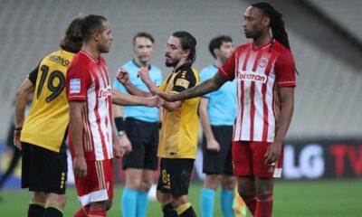 Super League: Κλέβει την παράσταση το ντέρμπι ΑΕΚ-Ολυμπιακός στα Play Off 8