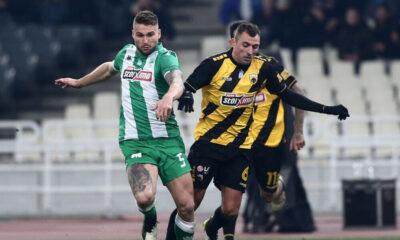 Super League 1: Τα βλέμματα στο αθηναϊκό ντέρμπι 8