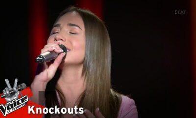 Άννα Σακκά - The Voice