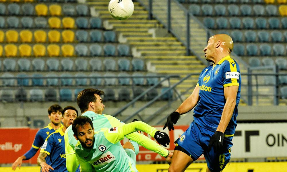 Αστέρας Τρίπολης-Ατρόμητος 2-0: Το ήθελε περισσότερο και πάτησε εξάδα