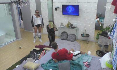 Big Brother: Η TV στα χειρότερά της... με το ενδιαφέρον της Άννα-Μαρία για τα μεγέθη (video) 4