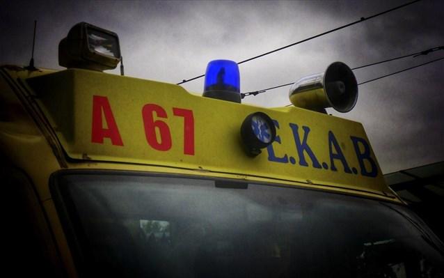 Μεσσηνία: Εργατικό δυστύχημα στη Λογγά