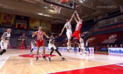 Ερυθρός Αστέρας - Παναθηναϊκός ΟΠΑΠ 74-71: Highlights (video) 13