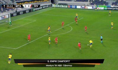Europa League goals