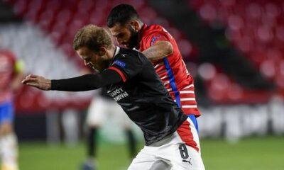 Europa League: Η Αϊντχόφεν νίκησε τη Γρανάδα, πέρασαν και οι δύο μαζί με Μπενφίκα, Λεβερκούζεν (+videos) 14