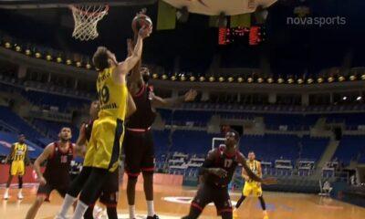 Φενερμπαχτσέ-Ολυμπιακός 84-77: Highlights (video) 17