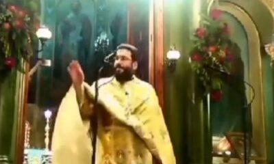 """Ο ιερέας στην Καλαμάτα: """"Γι' αυτό τους έβγαλα έξω από την εκκλησία..."""" (+video) 6"""
