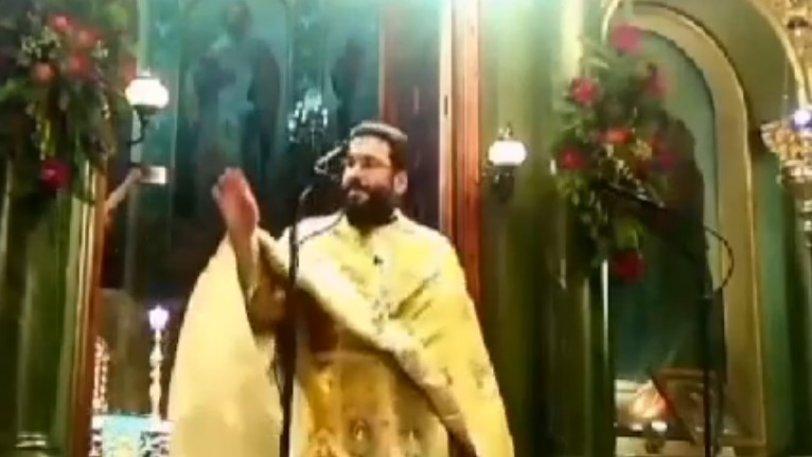 """Ο ιερέας στην Καλαμάτα: """"Γι' αυτό τους έβγαλα έξω από την εκκλησία…"""" (+video)"""
