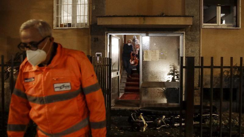 Ιταλία-Covid-19: Μαύρο ρεκόρ θανάτων - 993 νεκροί μέσα σε μία μέρα (video) 6