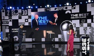 FIFA: Λεβαντόβσκι ο κορυφαίος παίκτης της χρονιάς, Κλοπ ο καλύτερος προπονητής 6