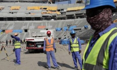 Μουντιάλ 2022: + 67 νεκροί εργάτες σε Κατάρ στο πεντάμηνο!4.500 μέχρι την έναρξη.. 5