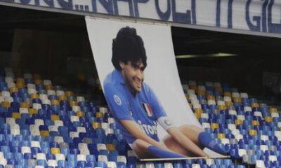 """Επίσημο: Το """"Σαν Πάολο"""" μετονομάστηκε σε """"Στάδιο Ντιέγκο Αρμάντο Μαραντόνα"""""""