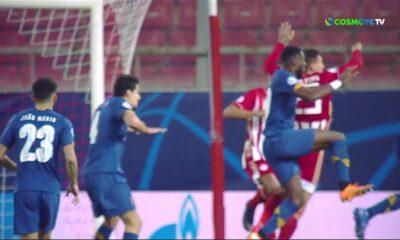 Ολυμπιακός - Πόρτο 0-1