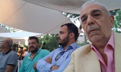 Άνω - κάτω ο Ασπρόπυργος: Τα βρόντηξε και ο πρόεδρος Χρήστος Παλαιολόγος! 12