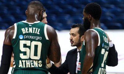 Basket League: Εξ αναβολής δοκιμασία για Παναθηναϊκό ΟΠΑΠ