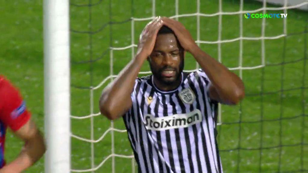 ΠΑΟΚ – Γρανάδα 0-0: Highlights (video)
