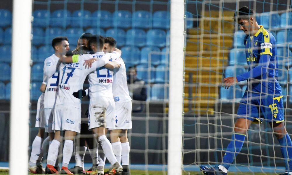 ΠΑΣ Γιάννινα-Αστέρας Τρίπολης 2-2: Έχασαν μεγάλη ευκαιρία για το διπλό οι Αρκάδες