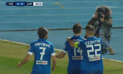 ΠΑΣ Γιάννινα-Λαμία 2-0: Γκολ και highlights (video) 14